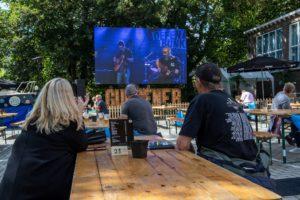 Bunkerpop festival coronaproof 5 september 2020